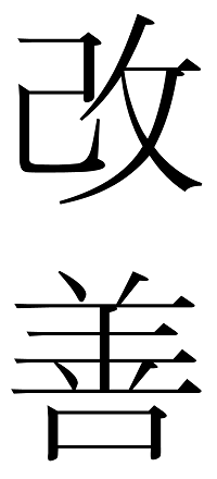 Kaizen Word